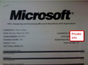 certified sharepoint 2010 developer